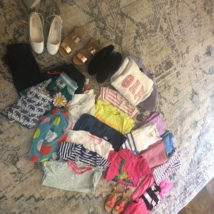 Girl 8 years old batch of clothes